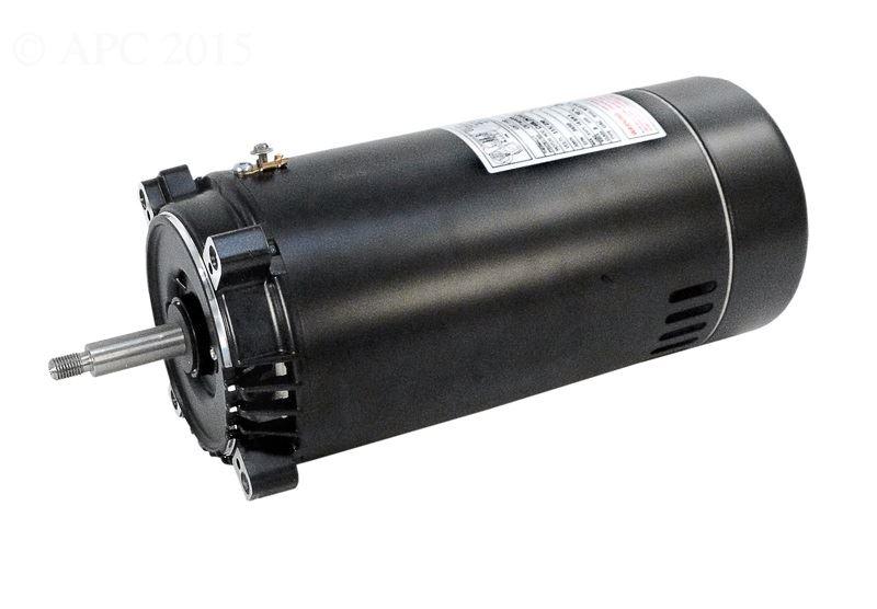 1 Hp Thrd Shaft Motor Ust1102 Pool Spa Parts